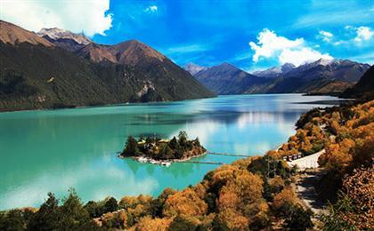 藏东线<达林-波密-林芝-拉萨>7天6晚朝圣之旅藏地朝圣之旅,世界级峡谷+冰川天池+原始森林+圣城与布达拉