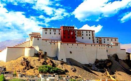 西藏拉萨-纳木错-日喀则卧进飞回8日游品质精华