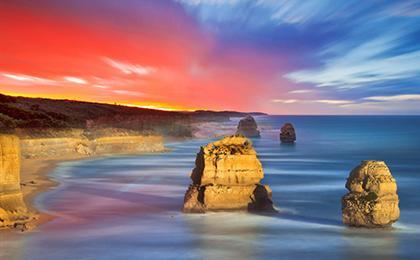 重庆到澳大利亚一地9日游大堡礁篇不期而遇