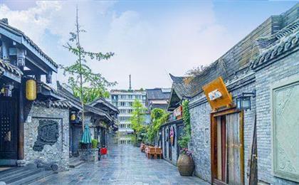 成都宽窄巷子-黄龙溪古镇-熊猫基地休闲纯玩2日游宽窄印象