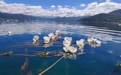 瀘沽湖自由行雙飛4日游<機票+酒店+接機>0自費0購物,直飛瀘沽湖