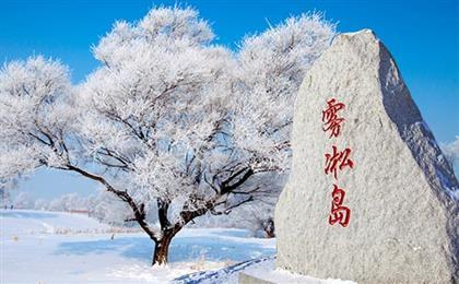 哈尔滨-亚布力-雪乡-雾凇岛-长白山双飞六日游<0购物+0自费景点+重庆主城9去免费接送>暮雪长白