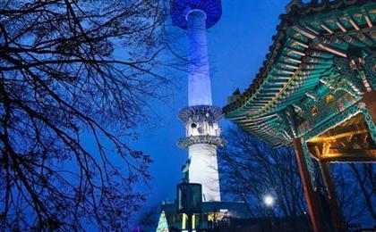 韩国首尔一地3+2半自由行5日游<全程0自费+特二五花酒店>初见韩国