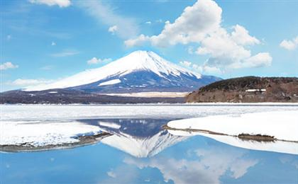 日本大阪+京都+富士山+箱根+东京踏雪6日游悠享本州