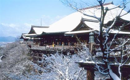 【日本本州】东京-富士山-京都-奈良-大阪赏雪泡汤6日游全景双都.赏雪泡汤