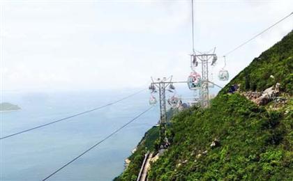 香港-澳门<海洋公园+港珠澳大桥>亲子双飞5日游乐享港澳