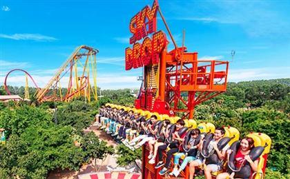 长隆野生动物园+欢乐世界双动双飞2/3日游<D1奇趣童真>探访动物乐园、玩转主题游乐园 一次畅玩长隆双乐园,连续打卡不停嗨