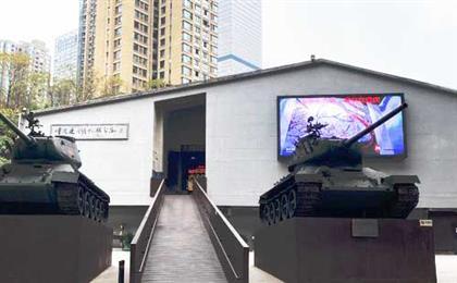 重庆建川博物馆一日游(重庆红色旅游线路,重庆市内游)重庆市内一日游,重庆红色旅游景点