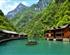 南川神龙峡峡谷漂流1日游